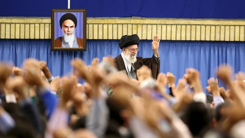 The current parliament is dominated by backers of Supreme Leader Ayatollah Ali Khamenei [Reuters]