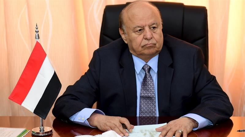 Government sources have in the past spoken of differences between President Hadi and Bahah [Reuters]