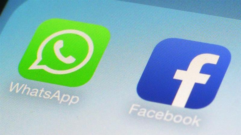 Facebook, WhatsApp and Instagram users hit by outages