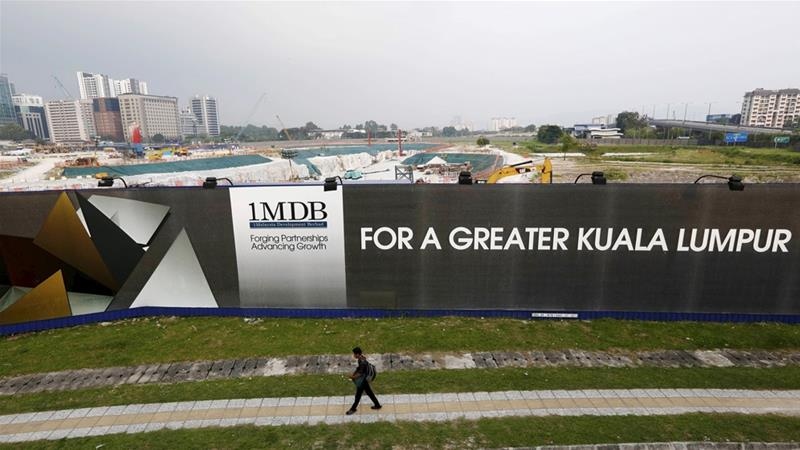 1MDB's financial performance has been 'unsatisfactory' as its debts reached $12.8bn this January [Reuters/Olivia Harris]
