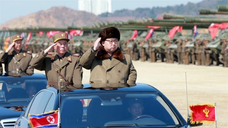 Report says North Korea planned to test-launch a ballistic missile from a submarine [Reuters]