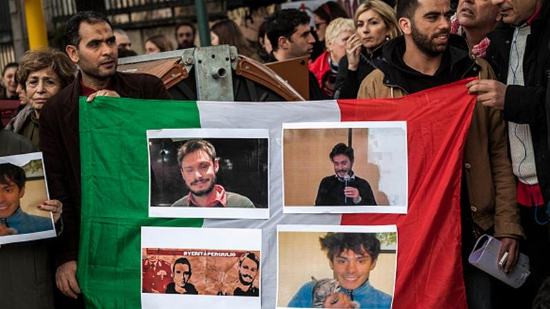Is Egypt covering up the murder of an Italian student?
