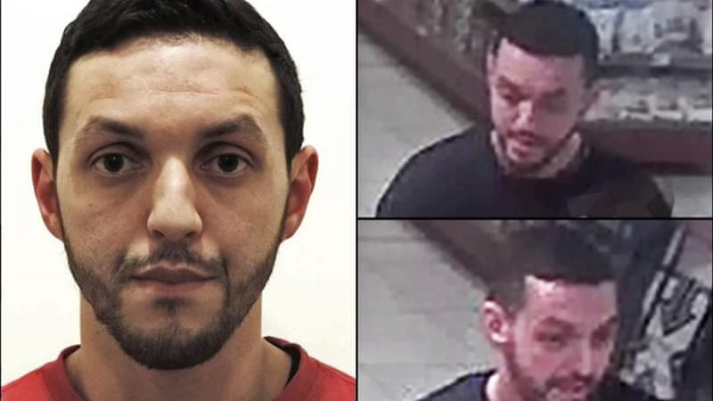 Abrini, a 31-year-old Belgian, has been on Europe's most wanted list since the November 13 Paris attacks [EPA]