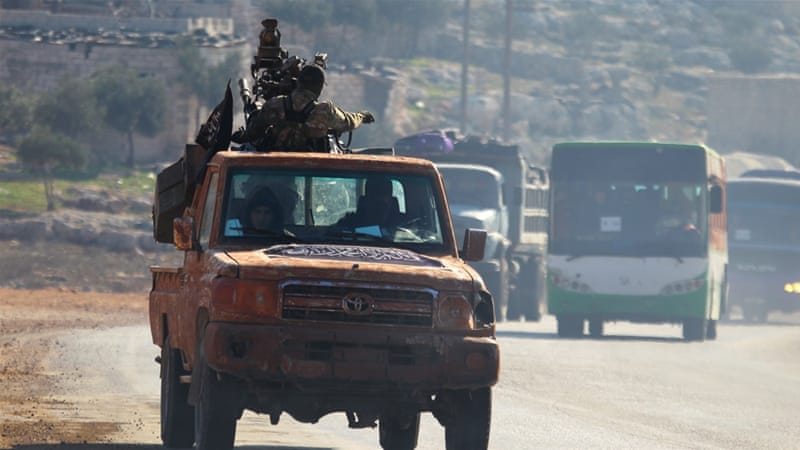 Syrian rebels have taken the town of al-Rai after fierce clashes with ISIL [File: Ammar Abdullah/Reuters]