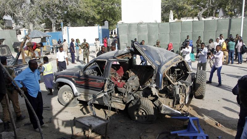 Mogadishi bombings