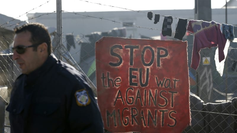 The EU-Turkey deal has faced heavy criticism in the wake of the refugee crisis [AP]
