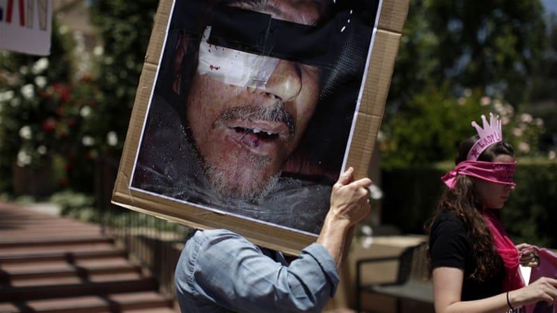 Abu Ghraib torture victims