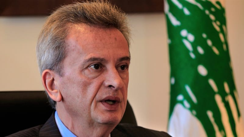 Salameh says regulations are in place to protect bank account holders [AP]