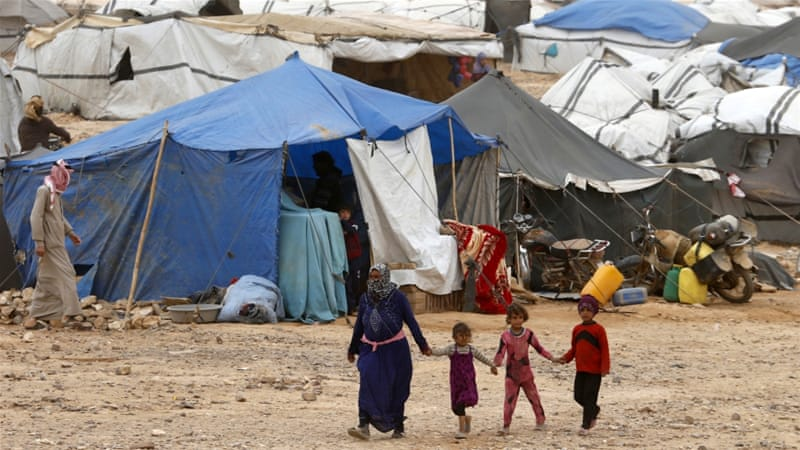the end of the refugee camp human rights al jazeera