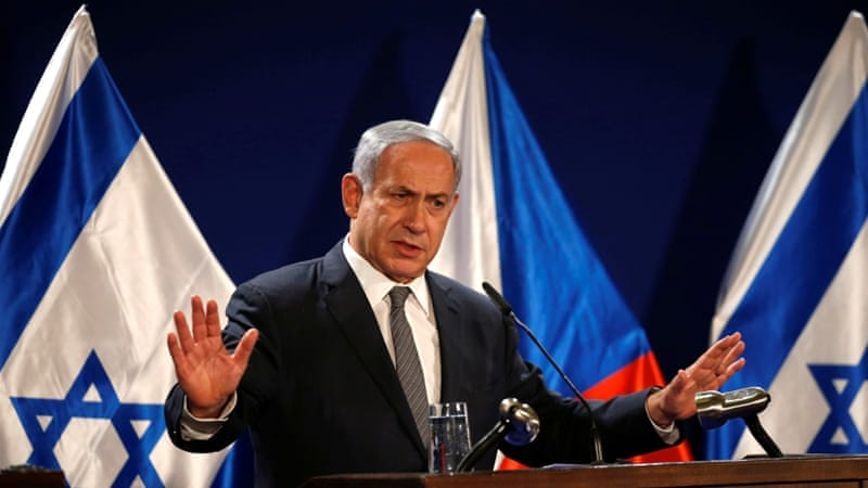 Netanyahu rejects French peace talks again