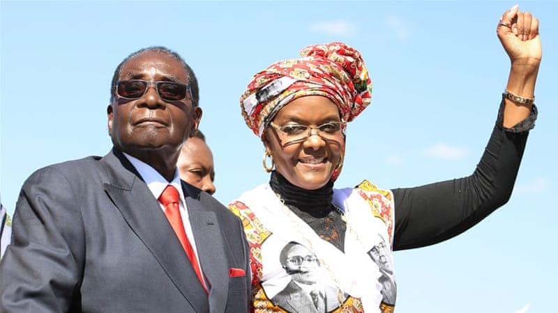 Birthday wishes for President Mugabe