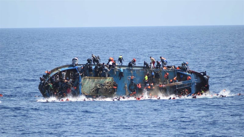 Many migrants have died trying to cross the sea from Libya to Europe [Reuters]