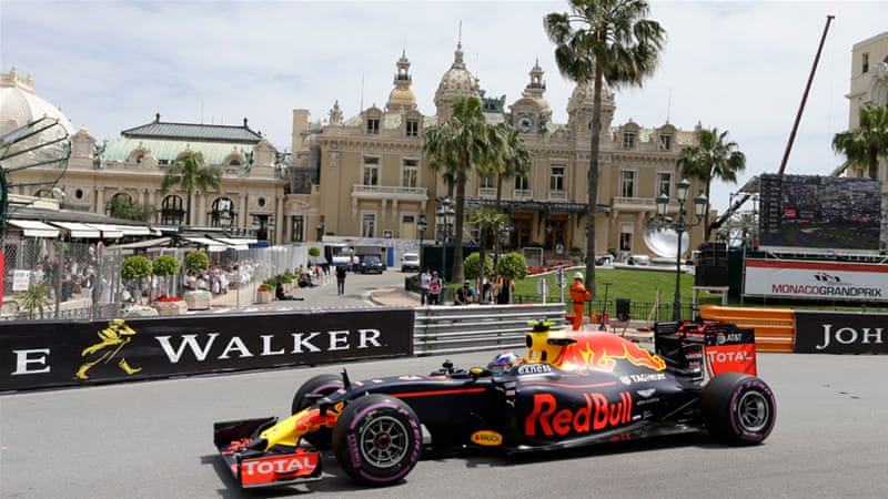 The Formula One Grand Prix in Monaco will be held on Sunday [Claude Paris/AP]