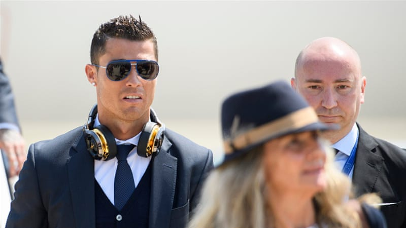 Real Madrid's Cristiano Ronaldo was declared fit to play the UEFA Champions League Final [Reuters]