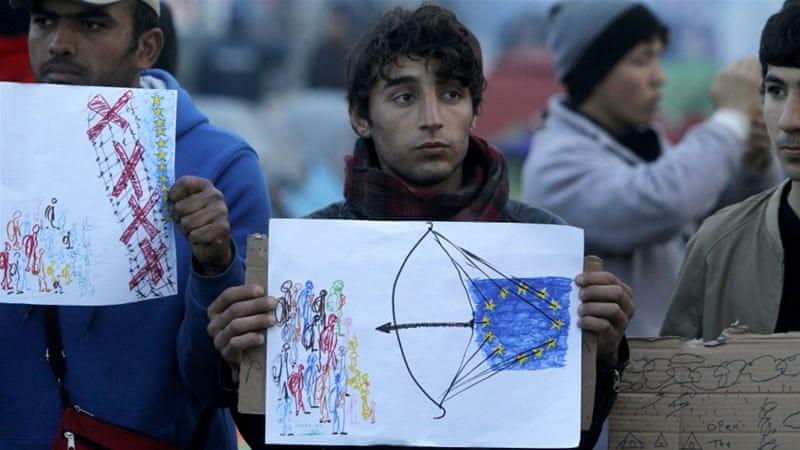 Eu Commission Backs Turkish Citizens U0026 39  Visa