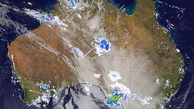 Western Australia has recorded the most rain so far  [BOM]-