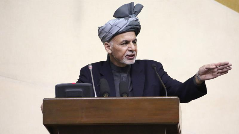 Afghan president: 3 Taliban released for held US, Australian