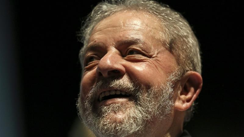 Lula da Silva's election hopes have been dampened by Wednesday's appeals court ruling [EPA]
