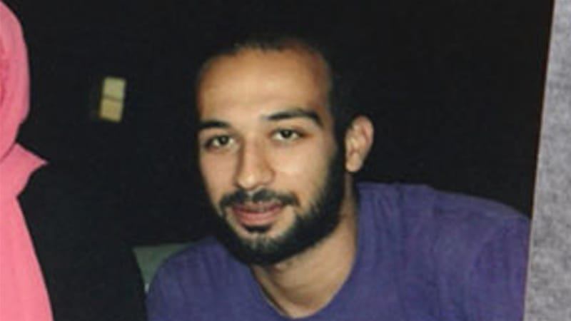 Mohammad Abu Sakha's case has stirred global calls for his release [Al Jazeera]