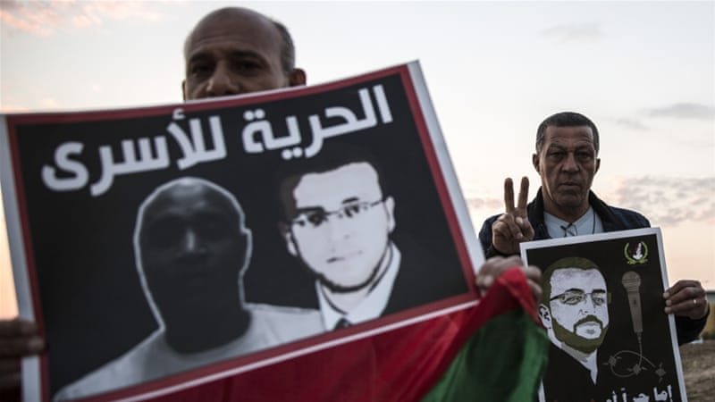 Hamas prisoners end hunger strike