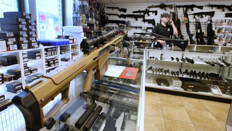 On Monday, the Senate failed to advance four gun measures, including one that would have prohibited gun sales to people on a broad range of government watch lists [Reuters]