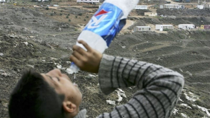 Israel cuts water to west bank homes