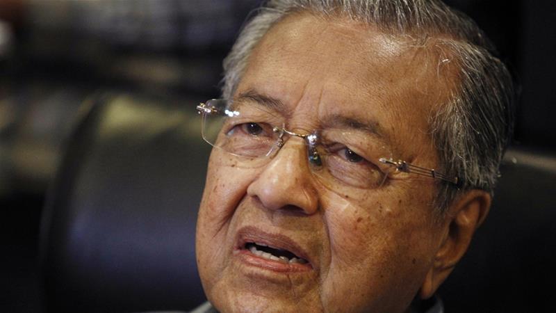 Ex-Malaysian PM Mahathir Mohamad on Anwar Ibrahim