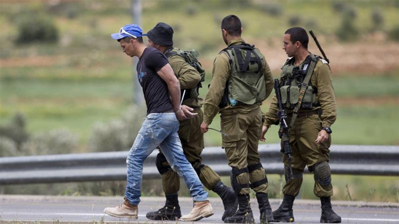 Raids have been taking place across the West Bank since the attack in Tel Aviv early June that killed four Israelis [File: AP]