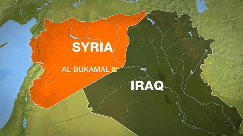 Αποτέλεσμα εικόνας για air base hamadan syria al bukamal