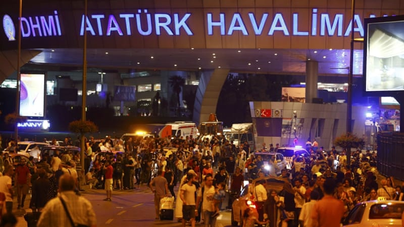 Georgia identifies killed gunman as Istanbul attack suspect