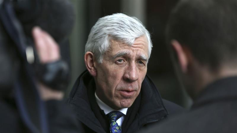 Straw has previously suggested he was removed after pressure from the Bush administration [Paul Hackett/Reuters]