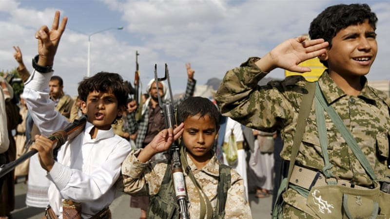 Yemen: Houthi rebels form new government