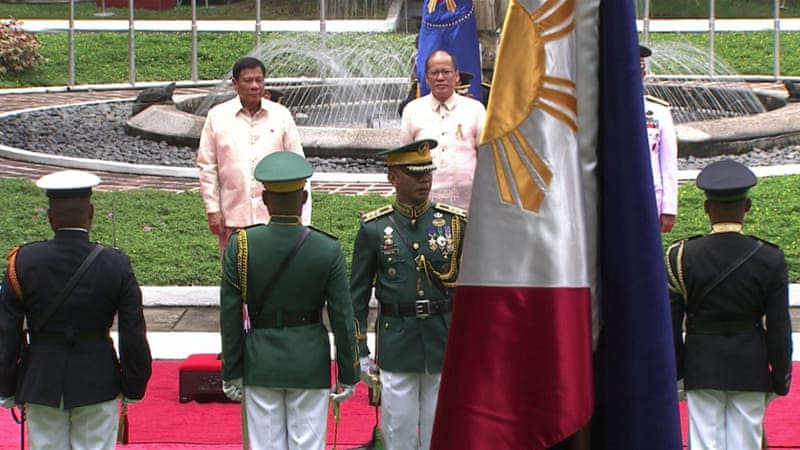 Philippines' New President, Rodrigo Duterte, Vows Tough Stance on Crime