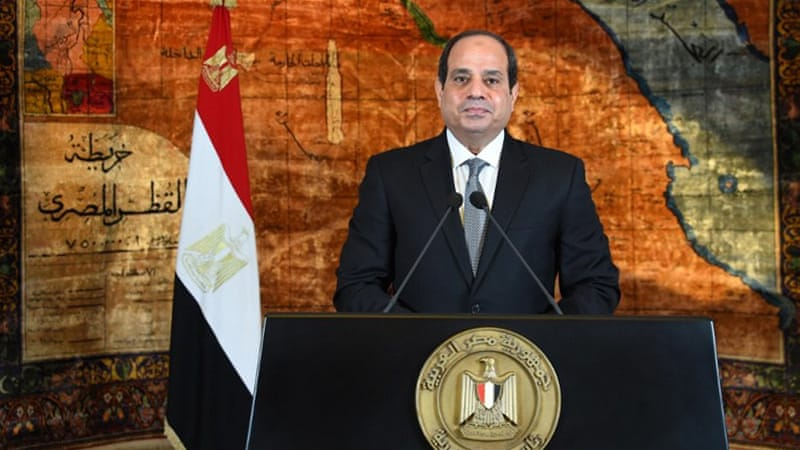 A growing number of Egyptians have begun losing patience with Sisi over corruption, poverty and unemployment [AFP]