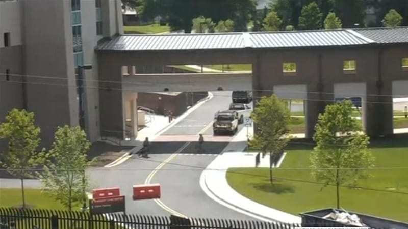 Joint Andrews Base 'all clear' after lockdown | News | Al