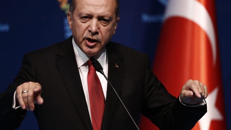 Erdogan Armenia Genocide Used To Blackmail Turkey Armenia News