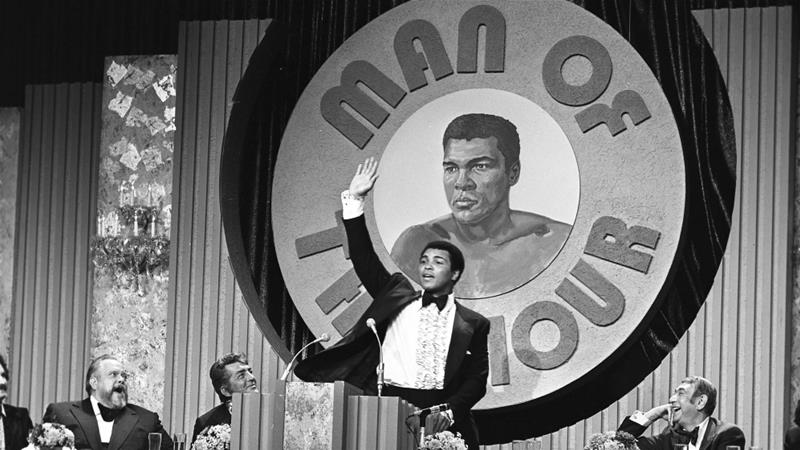 What made Muhammad Ali a legend?