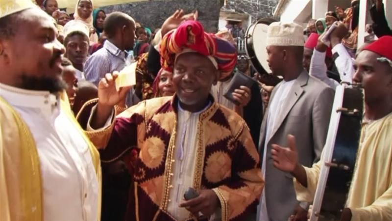 Comoros: The Grand Marriage