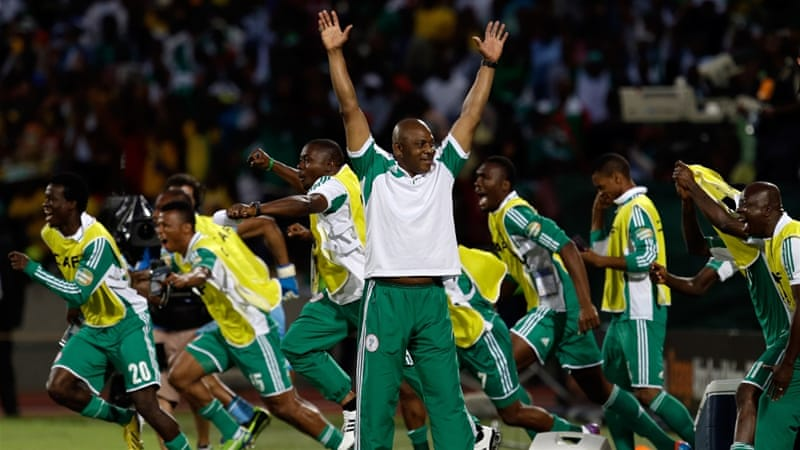 Keshi was one of only two men to win the African Cup of Nations as a coach and a player [File: AP]