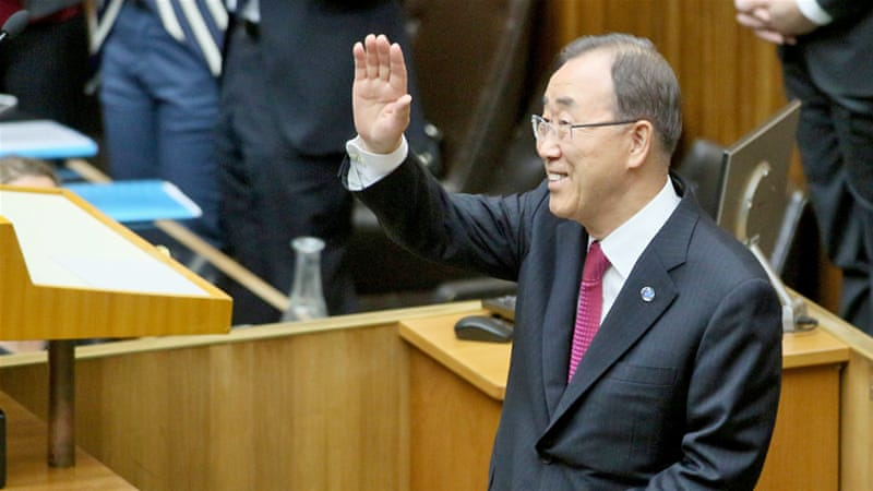 Secretary General Ban Ki-moon's replacement faces many issues once chosen [Ronald Zak/AP]