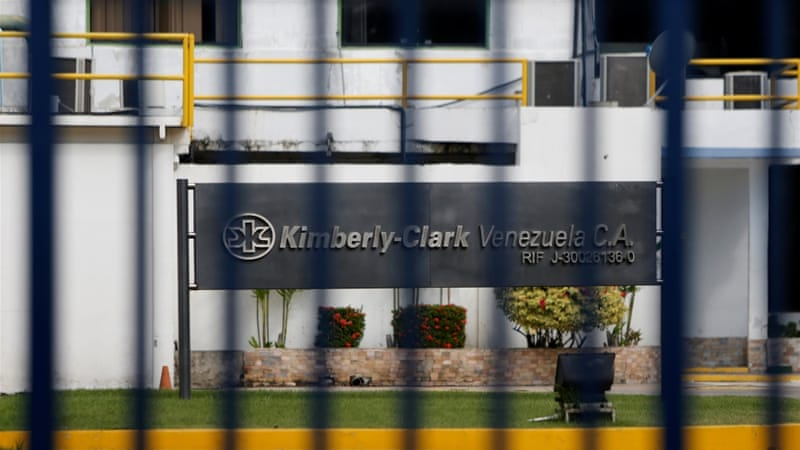 Kimberly-Clark said it acted appropriately in suspending operations [Carlos Jasso/Reuters]