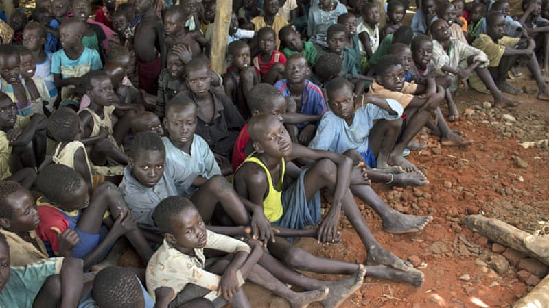 hunger in south sudan South sudan's hunger crisis has eased after a green harvest, but about 15 million people are still in desperate need of food aid, experts say the situation could worsen next year, when a.