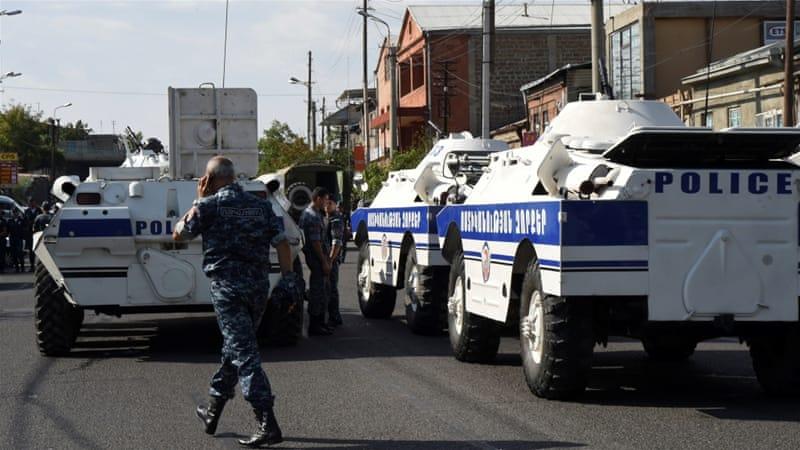 Armenian hostage standoff and political implications | Europe | Al