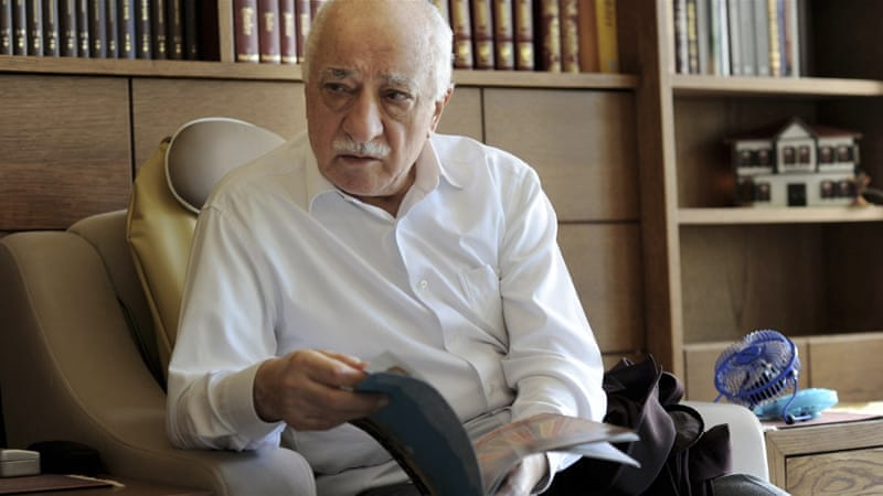 Fethullah Gulen's residence in Pennsylvania has become an important source of rising anti-Americanism in Turkey, writes Ulgen [Reuters]