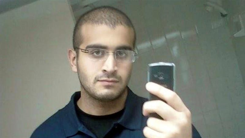 Omar Mateen responded to anti-Muslim taunts by making up stories that he had connections with terror suspects [Reuters]
