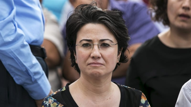 The political climate for Palestinian politicians in Israel has been on the decline in recent years, Zoabi says [File: Baz Ratner/Reuters]