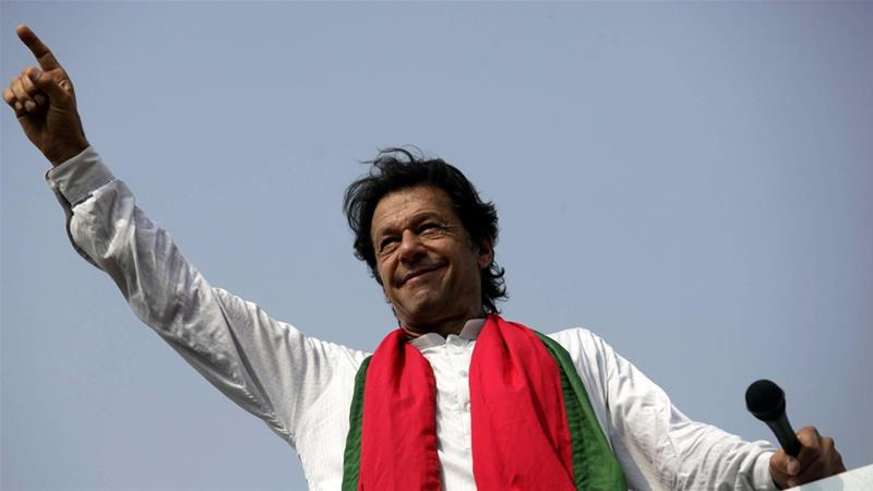 Pakistan's Imran Khan on the Taliban and Nawaz Sharif