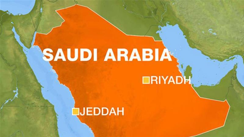 Two guards killed in an attack at Saudi royal palace