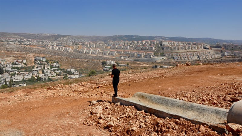 Israel continues to increase the number of settlements in the West Bank despite international condemnation [Al Jazeera]