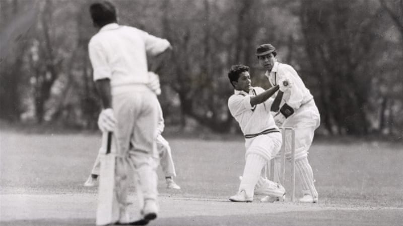 Hanif's first-class score of 499 has only been bettered by Brian Lara who scored 501 [Getty Images]